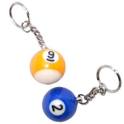 Click to get Pool Ball Keychain