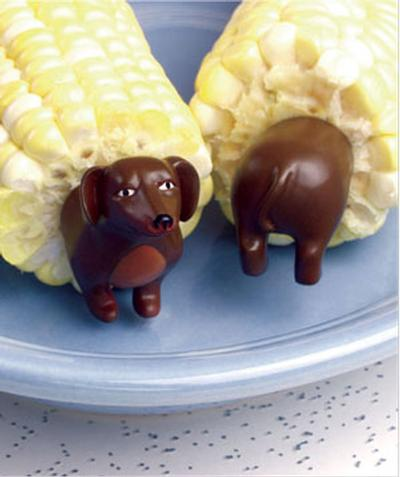 Click to get Dog Corn Holders