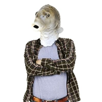 Click to get Frank the Fish Mask