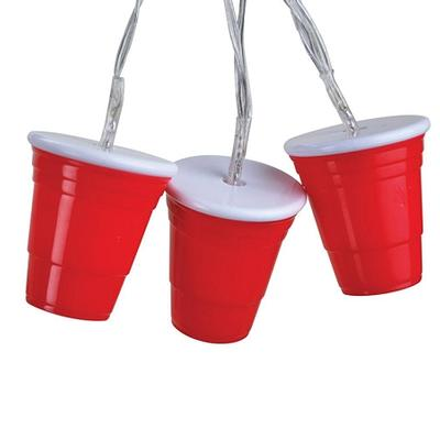 Click to get Red Cup String Party Lights