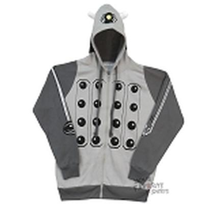 Click to get Doctor Who Dalek Costume Hoodie