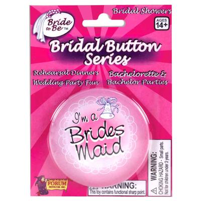 Click to get Im The Brides Maid Button