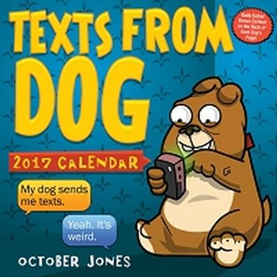 Click to get Texts from Dog Daily Calendar 2017