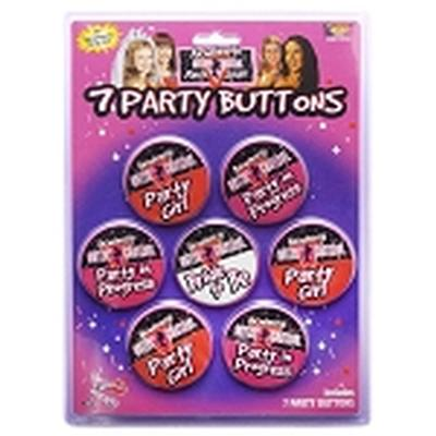Click to get Bachelorette Party Buttons