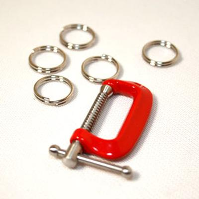 Click to get GClamp Keychain