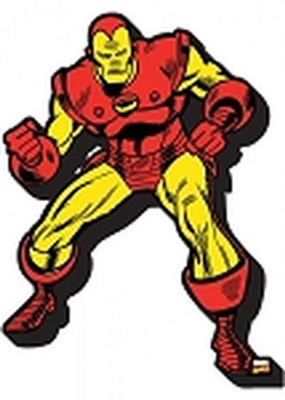 Click to get Marvel  Iron Man Funky Chunky Magnet