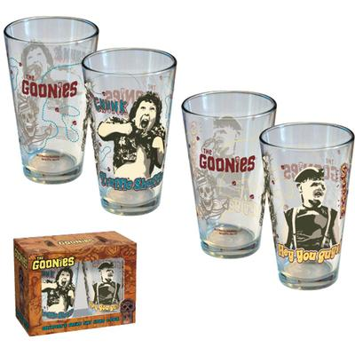 Click to get The Goonies Glass set