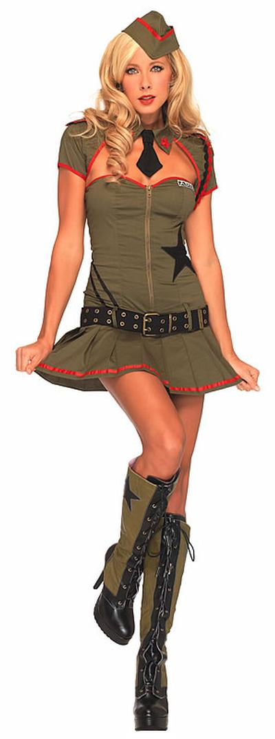 sexy pin up girl costumes № 308699