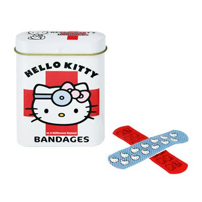 Click to get Hello Kitty Bandages