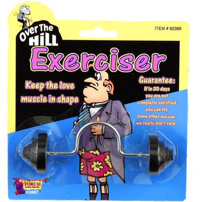 Click to get Over the Hill Exerciser
