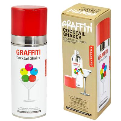 Click to get Spray Paint Graffiti Cocktail Shaker