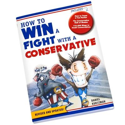 Click to get How to Win a Fight with a Conservative Handbook