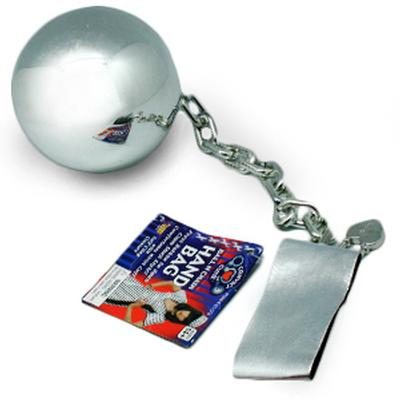 Click to get Ball and Chain Purse