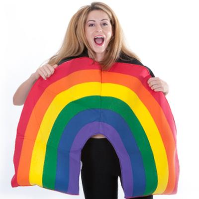 Click to get Rainbow Costume