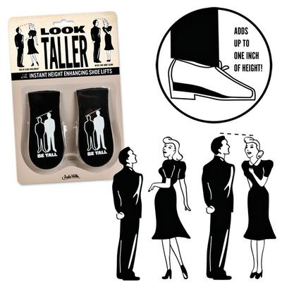 Click to get Look Taller Shoe Lifts