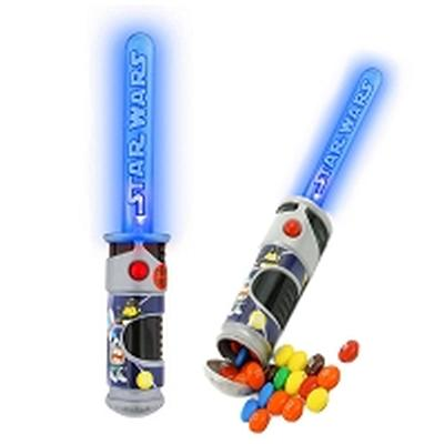 Click to get MMs Lightsaber Candy Blue