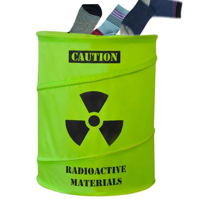 Click to get Toxic Waste Laundry Basket