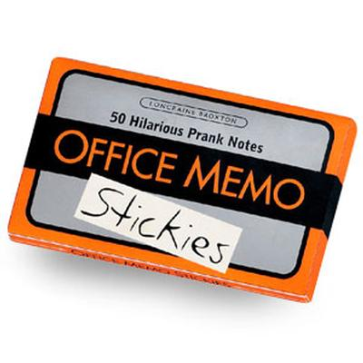 Click to get Prank Office PostIts