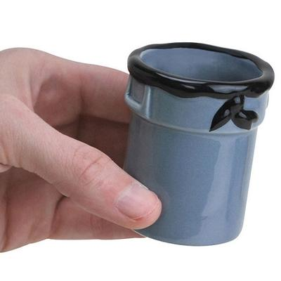 Click to get Trash Can Shot Glasses