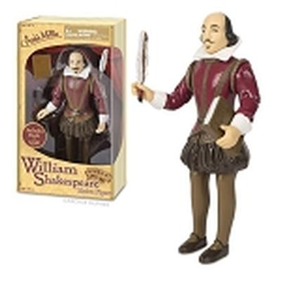 Click to get William Shakespeare Action Figure