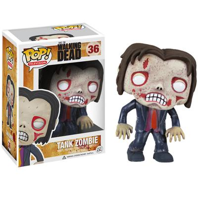 Click to get Pop Vinyl Figure The Walking Dead Tank Zombie