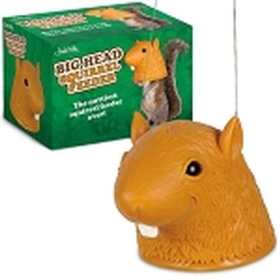 Click to get Squirrel Head Feeder