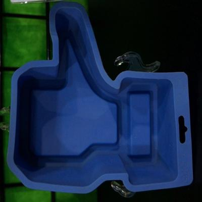 Click to get Thumbs Up Silicone Cake Mold