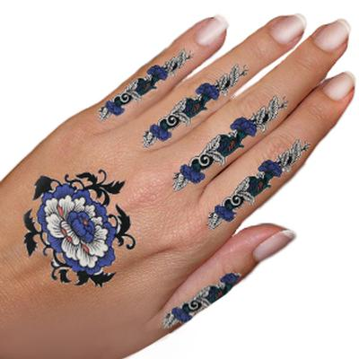Click to get Temporary Hand Tattoos