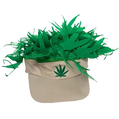 Click to get Pot Head Visor Hat