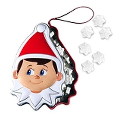 Click to get Elf on the Shelf Snowflake Candy