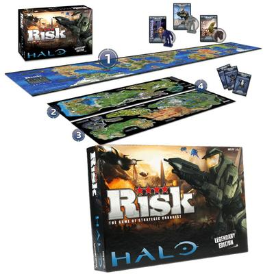 Click to get Risk Halo Wars Legendary Edition