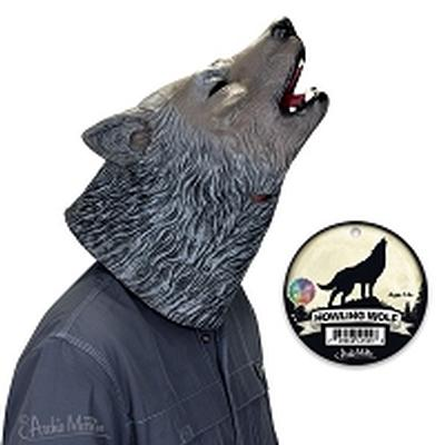 Click to get Howling Wolf Mask