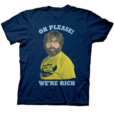 Click to get Hangover 3 Oh Please Were Rich TShirt