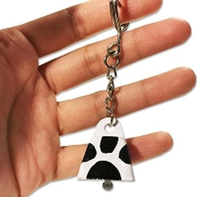 Click to get Cow Belle Keychain