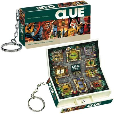 Click to get Clue Game Keychain