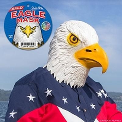 Click to get Bald Eagle Mask