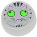 Farting Cat Button
