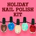 Holiday Nail Polish Kit